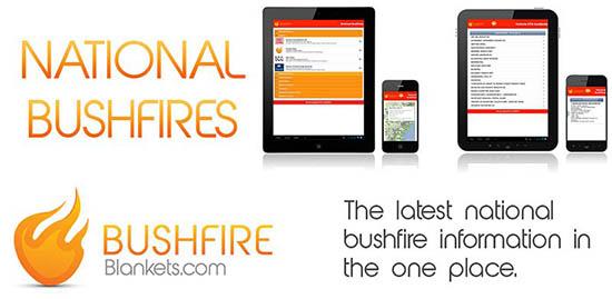 Bushfire App